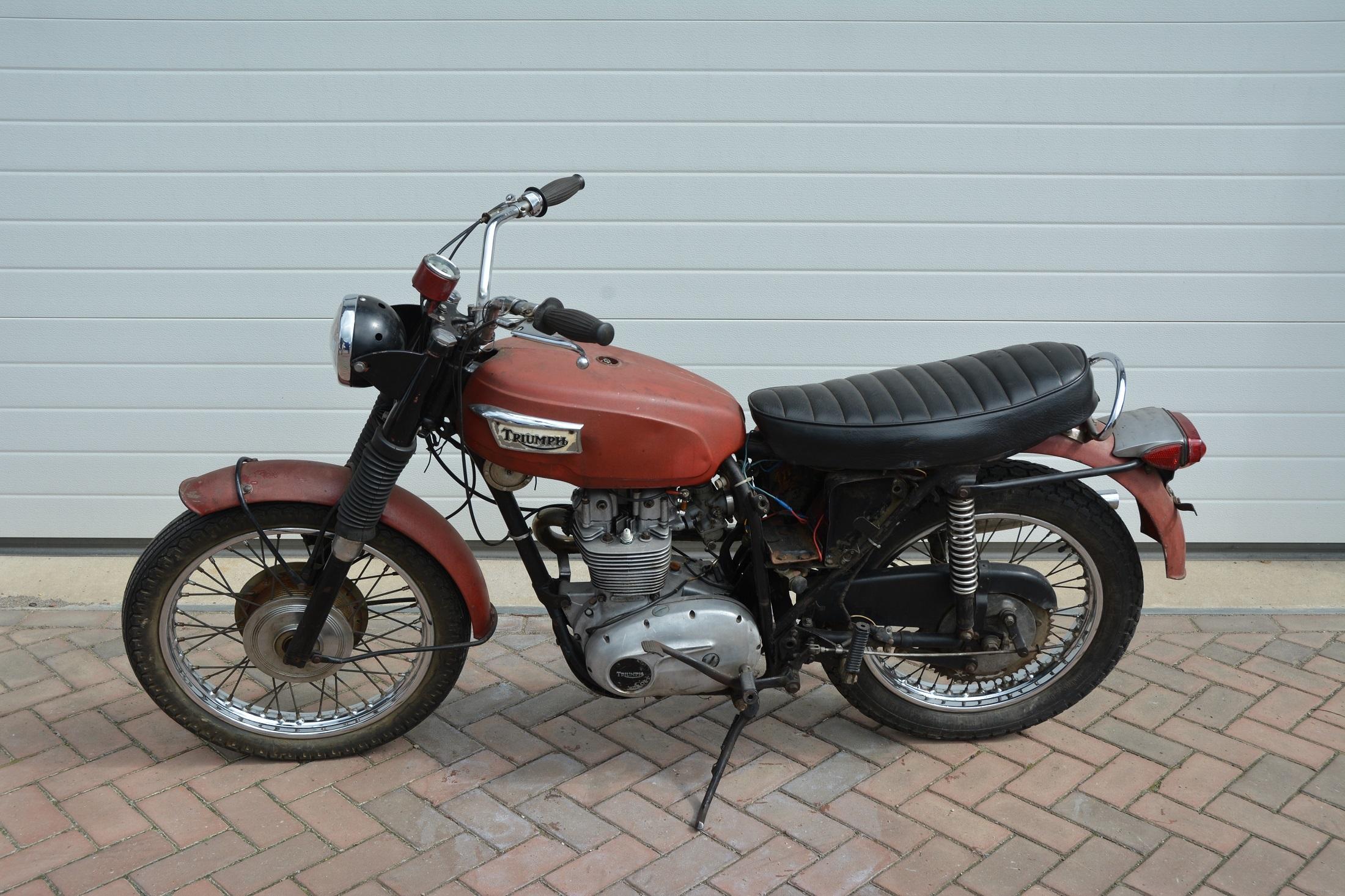 Triumph TR25W 250