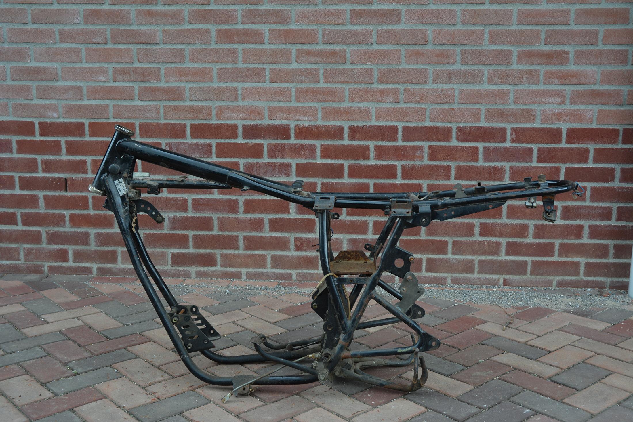 Moto Morini frame