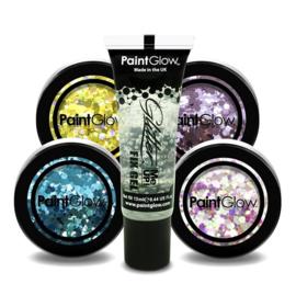 Paint Glow glitters