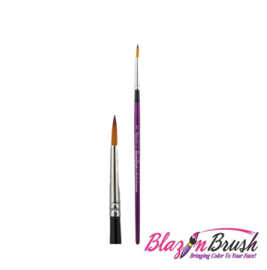 Blazin Brush penseel rond nr. 3 - limited edition.