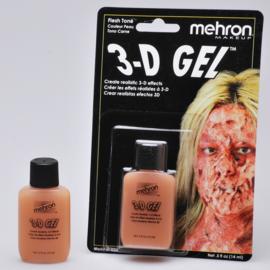Mehron 3-D Gel huidskleur