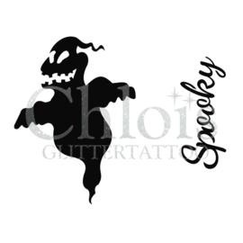 Sjabloon spooky duo (5 stuks)