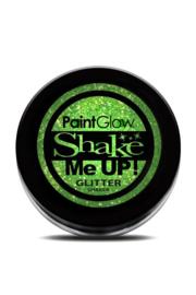 Neon UV glitter - Mint Green