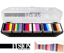 Spectrum Palette - Rainbow Splash