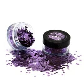 PaintGlow Glitter Bio Shades - Parma Violet