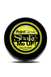 Neon UV glitter - Sherbet Lemon