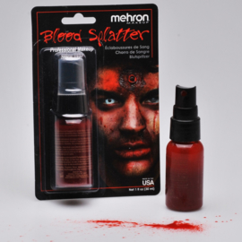 Mehron Blood splatter