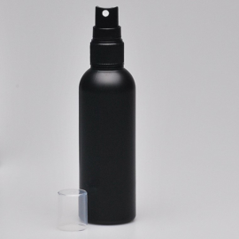 Spray fles zwart