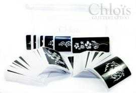 Chloïs sjabloon stencils