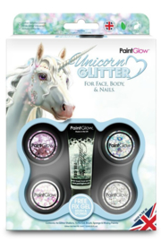 Chunky glitters - Unicorn set