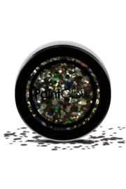 Chunky glitters - Black Enchantress