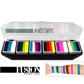 Spectrum Palette - Rainbow Burst