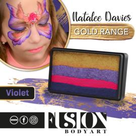 Davies gold range - Violet