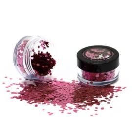 PaintGlow Glitter Bio Shades - Chiffon Rose
