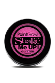 Neon UV glitter - Candy Pink
