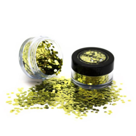 PaintGlow Glitter Bio Shades - Gold Dust