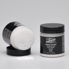 Mehron Ultra setting powder
