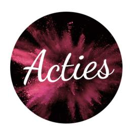 Acties!