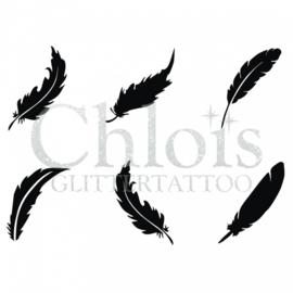 Chloïs feather (multi stencil 6)