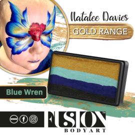 Davies gold range - Blue wren