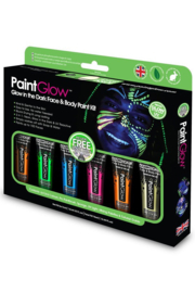 Paint Glow - Glow in the dark