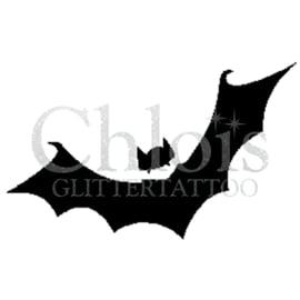 Sjabloon vleermuis (5 stuks)