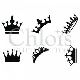 Chloïs crown (multi stencil 6)