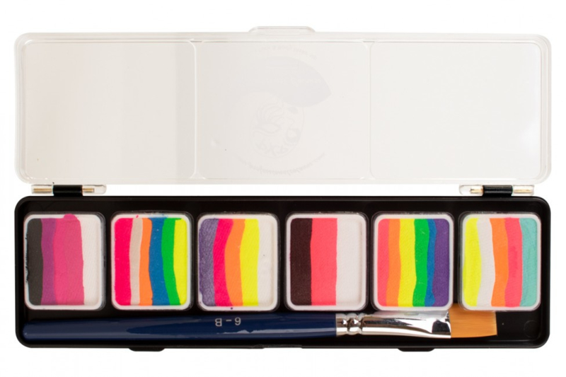 PXP splitcake palet Special FX-B  6x6 gram