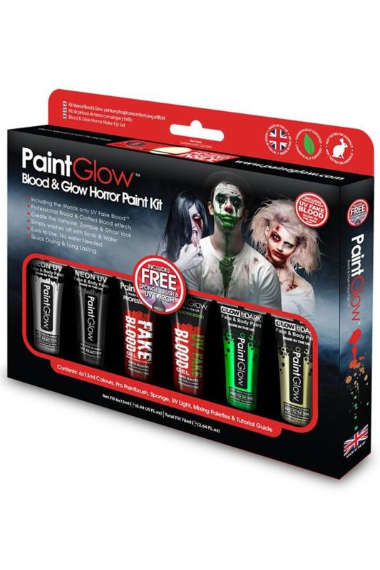 Paint Glow - Blood & Horror