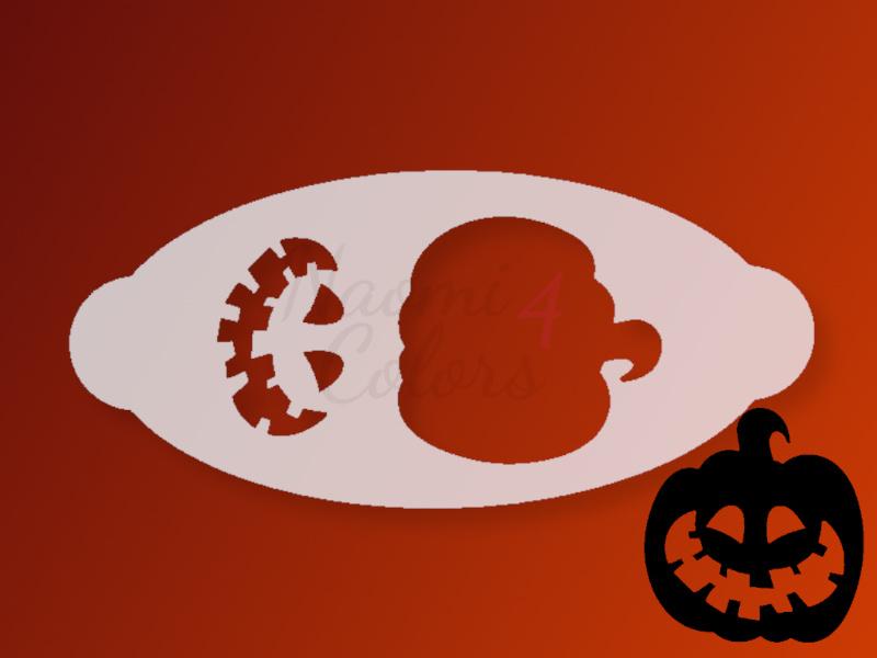 N4C sjabloon Halloween Pompoen
