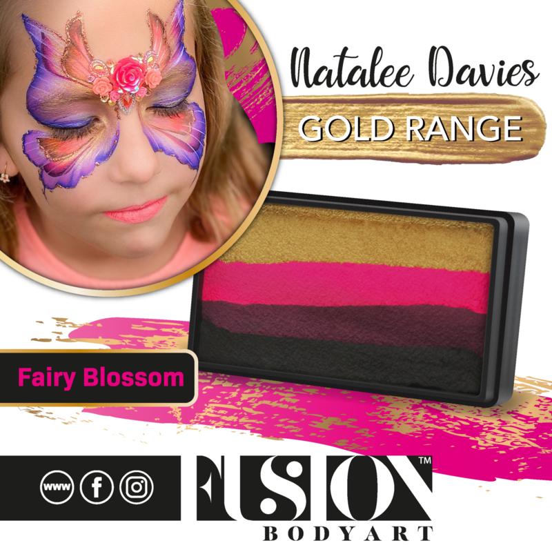 Davies gold range - Fairy blossom