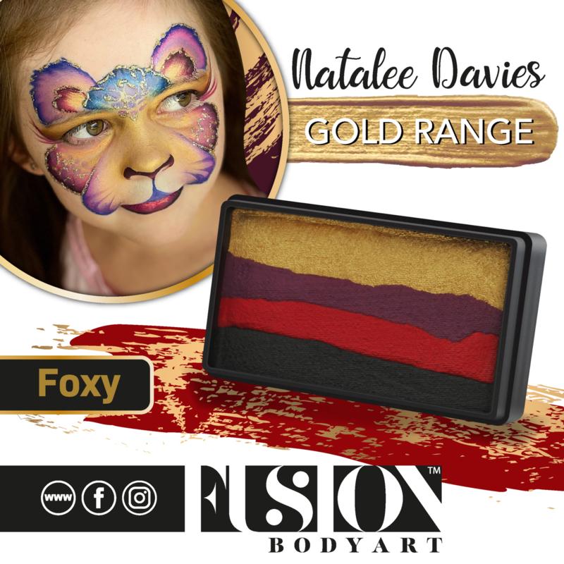Davies gold range - Foxy