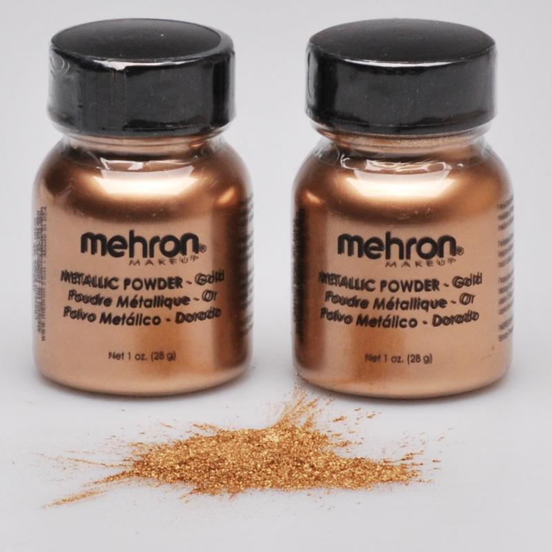 Metallic Powder - gold