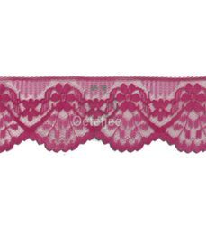 Nylon kant pink