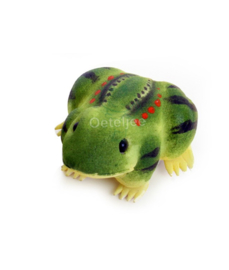 Oeteldonks decoratie kikkertje (5 cm)