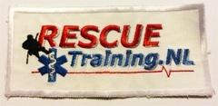 Borduren badge Rescue Training