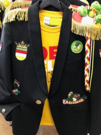 Oeteldonkse uniformjassen en boerenkielen