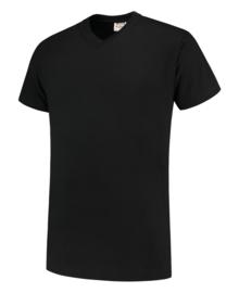 Tricorp T-shirt V-hals 101007/TV190 met bedrukking