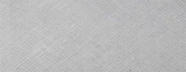 Biasband wit 36 mm  ongevouwen