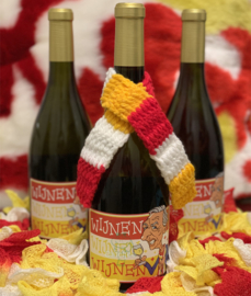 Oeteldonkse witte wijn van wijnenwijnenwijnen