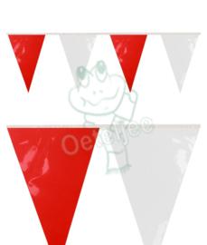 Brabant pvc mini vlaggenlijn/slingers
