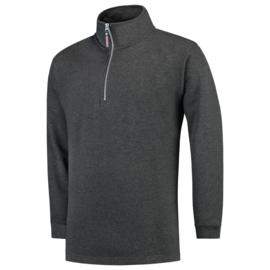 Tricorp sweater ritskraag 3301010/ZS280 met bedrukking