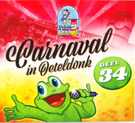 CD Carnaval in Oeteldonk deel 34