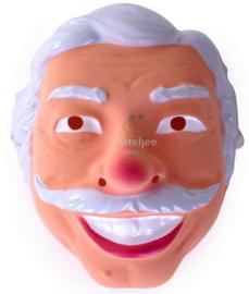 Masker Abraham met snor