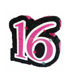 Pinata Sweet 16 verjaardag