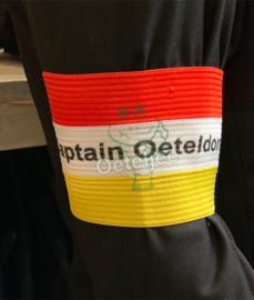 Captain Oeteldonk aanvoerdersband