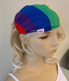 """Haarband / bandana """"Regenboog / rainbow kleuren"""""""