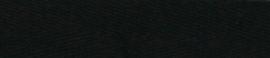 Keperband zwart 2 cm
