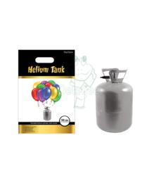 Helium tank voor vullen van +/- 50 ballonnen