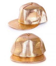Cap rapper goud